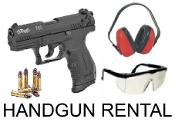 RENTAL FOR CONCEALED CARRY COURSE
